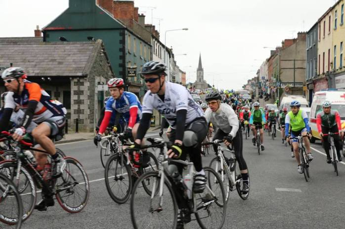 Carrickmacross Lions Club Cycle 2014