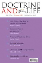 Doctrine and Life: February Issue