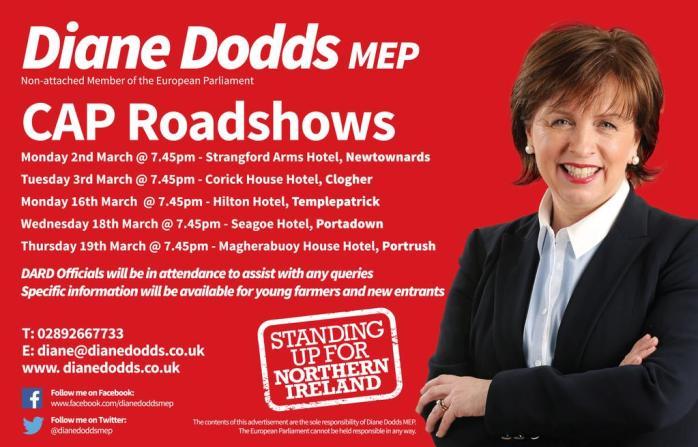 Diane Dodds MEP