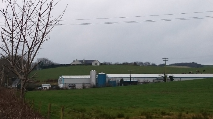 Celtic Pure Ltd plant at Corcreagh, Raferagh Photo: © Michael Fisher