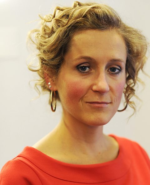 Martha Lane Fox CBE Photo: BBC Radio 4 Website