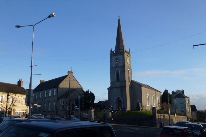 St Finbarr's Church, Carrickmacross  Photo: © Michael Fisher