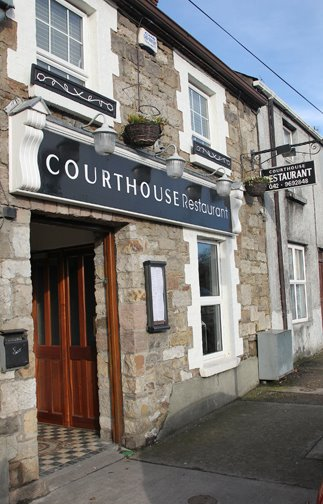 Courthouse Restaurant Carrickmacross