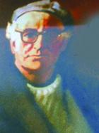 Patrick Kavanagh Portrait: PK Centre, Inniskeen