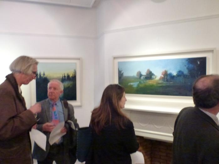 Kate Beagan exhibition at Doorway Gallery Photo:  © Michael Fisher