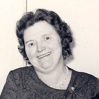 Rosa Patterson, founder member of ICA Guild Ballybay 60 years ago Photo: ICA Monaghan book