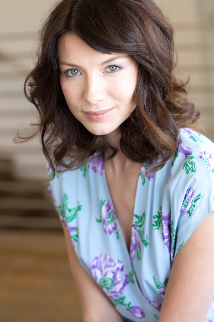 Caitriona Balfe: official photo from www.OutlanderTVNews.com