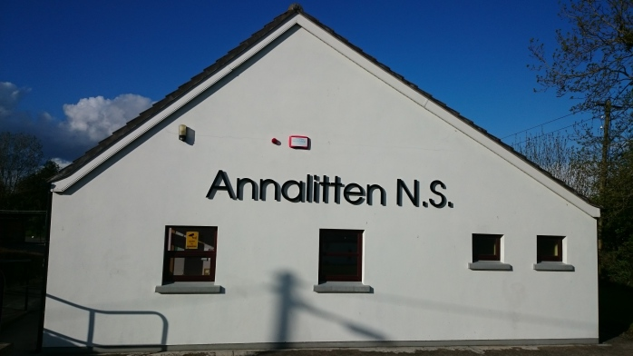 Annalitten National School near Castleblayney Photo:  © Michael Fisher