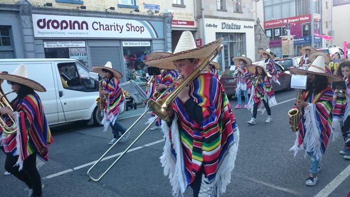 Carrickmacross Festival Parade Photo:  © Michael Fisher