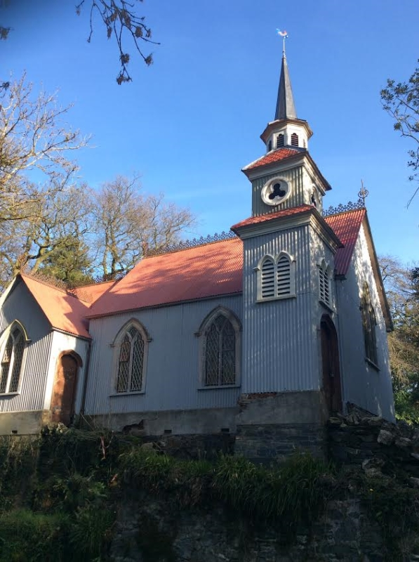 Tin Church, Laragh, Co. Monaghan  Photo: European Heritage Days