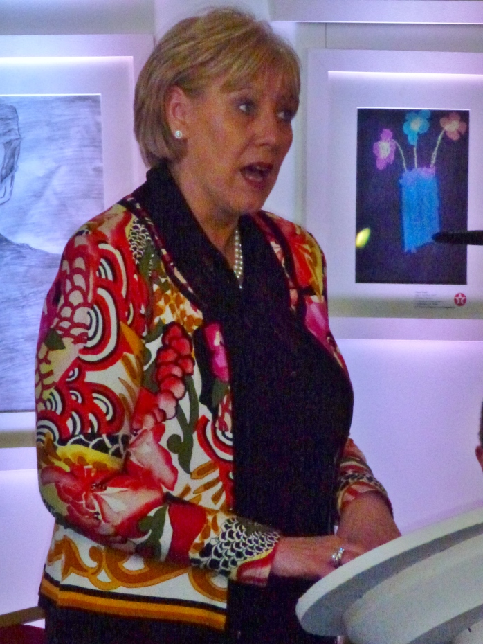 Minister for the Arts, Heritage and the Gaeltacht, Heather Humphreys T.D. Photo:  © Michael Fisher