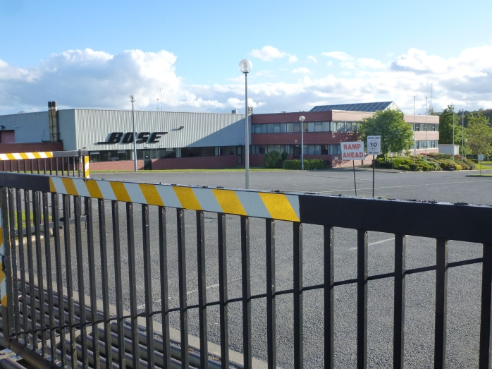 Former Bose Plant, Carrickmacross  Photo:  © Michael Fisher