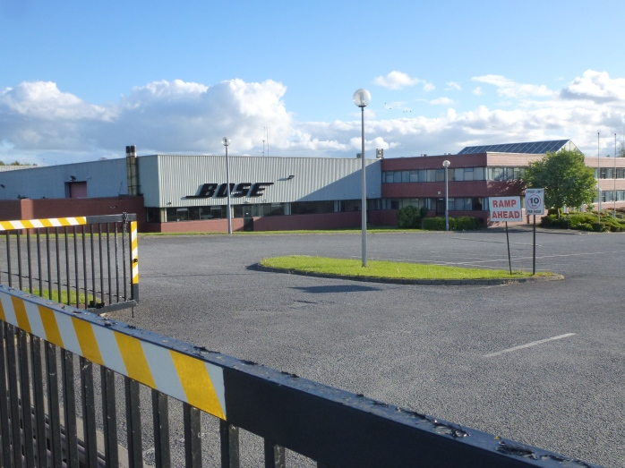 Former Bose Factory, Carrickmacross  Photo:  © Michael Fisher