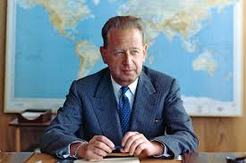 Dag Hammarskjöld, UN Secretary General  Photo: UN